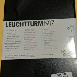 Leuchtturm1917 Office - Leuchtturm1917 Dotted Notebook in Black